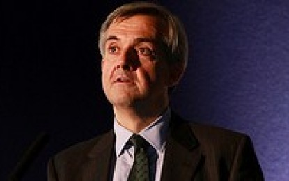 "UK renewables ""playing in Europe's amateur league"": Huhne"