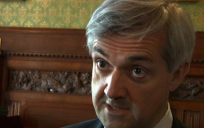 Huhne defends green policy