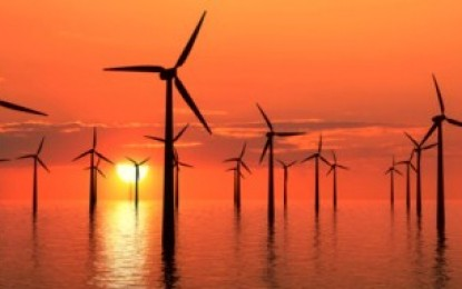 Offshore wind is 'poster child' for UK renewables