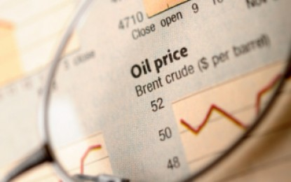 Oil prices spike over Middle East fears