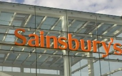 Sainsburys in world first for smart technology
