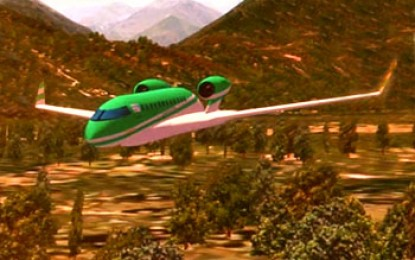 NASA hosts futuristic flight competition