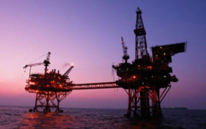 UK Gas production falls by a quarter