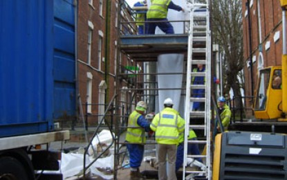Century-old sewers get revamp in Salisbury