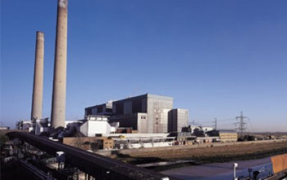 Firefighters will stay at Tilbury power station for next couple of days