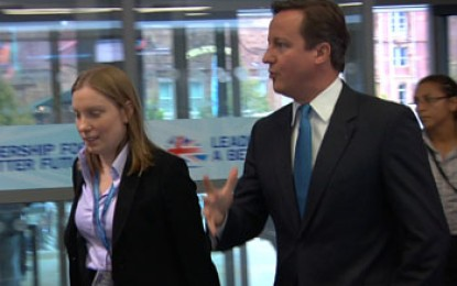 Cameron to chair fuel strike meeting