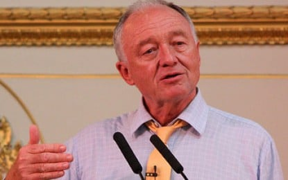 Ken Livingstone proposes Energy Co-Op