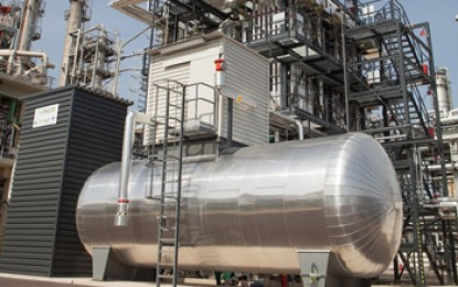 First plant making diesel from wood opens