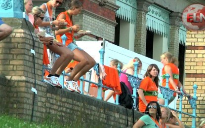 How Dutch orange is turning green for London 2012
