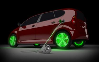 Green car registrations rocket in July