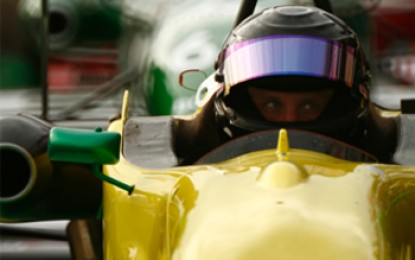 Green cars get their own Formula E