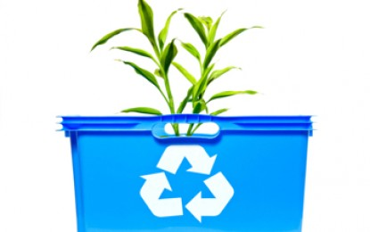 UK in eighth place in EU waste management table
