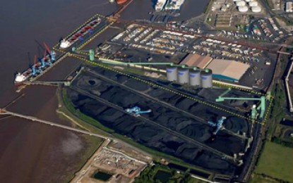 Humber Ports £100m revamp to boost Drax biomass
