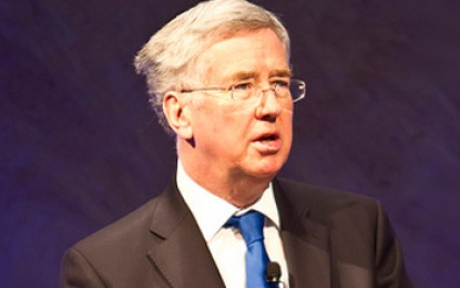 Michael Fallon an 'effective and no-nonsense' Minister