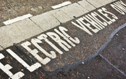 UK 'risks falling behind on electric cars'