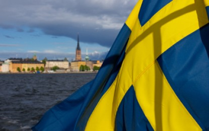 Swedes lead EU's green energy charge