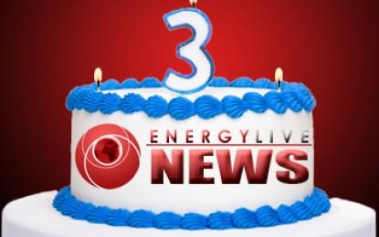 ELN celebrates third birthday