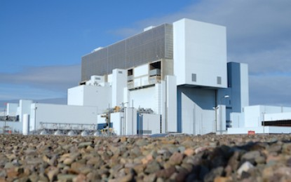 Nuclear power station re-opens to public after 12 years