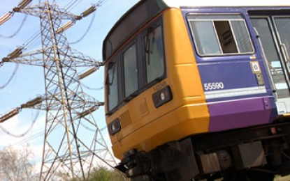 Choo choo! Northern Rail trains drivers to slash fuel use