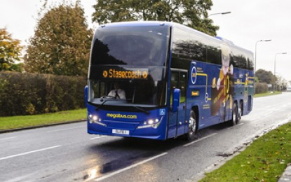 Eco-driving chugs Stagecoach towards 6% carbon cut