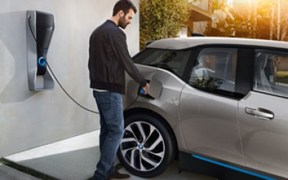 BMW picks Schneider to install UK home EV charging points