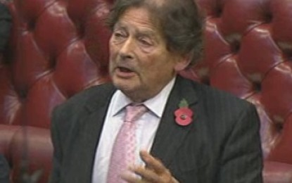 """Lord Lawson slams Energy Bill as """"worse than old-style nationalisation"""""""