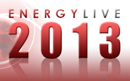 Lights, camera, action – Energy Live 2013 is here!