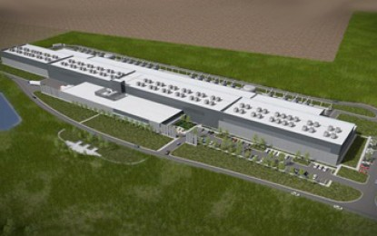 New Facebook data centre powered by wind energy