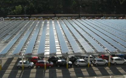 SEAT installs car industry's 'largest' solar array