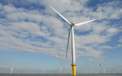 Japan to buy stake in UK offshore wind project