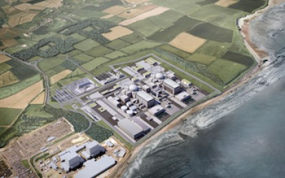 EU launches aid probe into Hinkley nuclear project