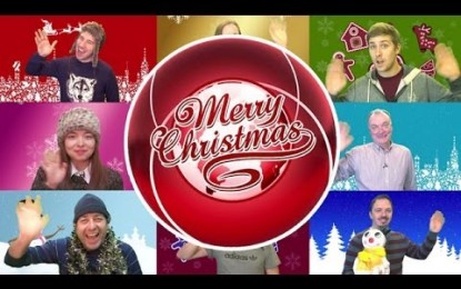 Merry Christmas from Energy Live News