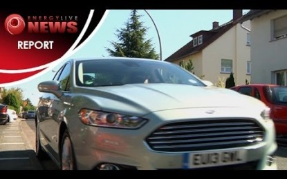 We take Ford's EVs for a spin in Germany