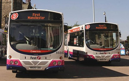 FirstGroup orders 'green' buses for UK roads