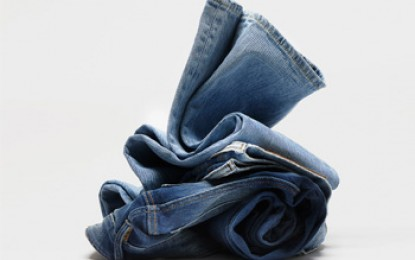 Recycled denim going on sale in H&M