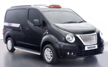 Taxi! New London black cab will be electric too