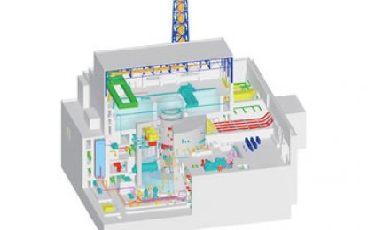 Next step for design of new UK nuclear plants