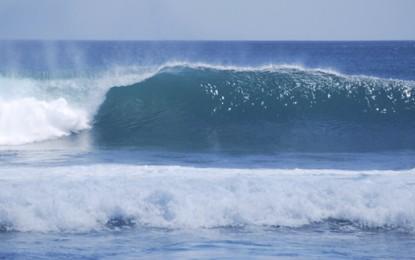 Wave hello to £4 million!