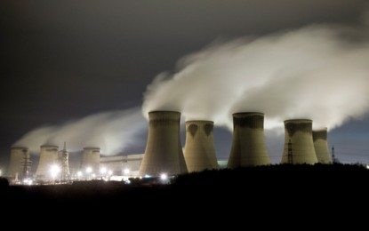 "Power firm Drax says earnings ""ahead of expectations"""