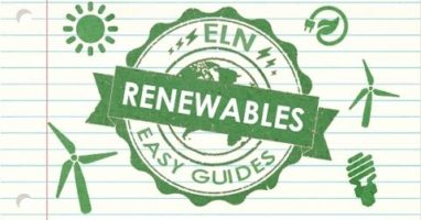 ELN Easy Guide to Renewable Energy