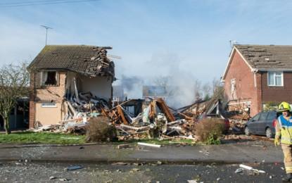 Gas explosion in Essex injures 10