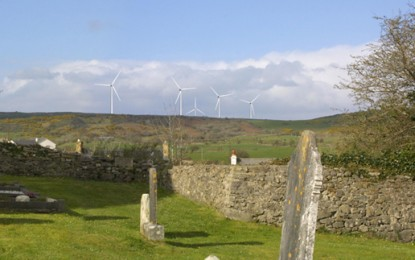 General Electric buys two Irish wind projects