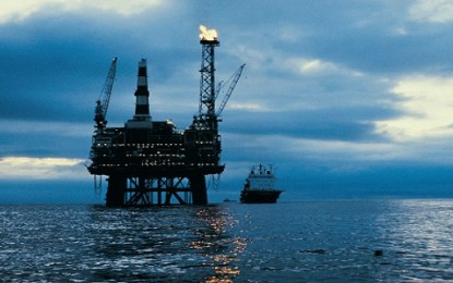 North Sea to see 30 new oil and gas projects by 2020