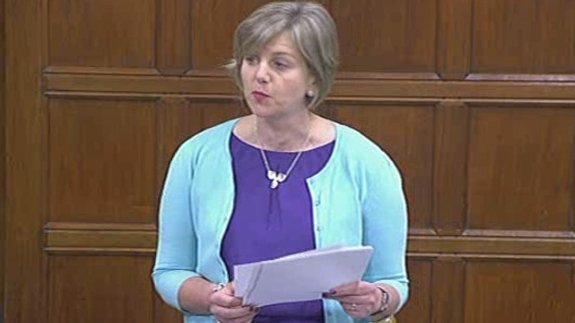Lilian Greenwood MP. Image: Parliament