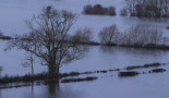 Somerset downs flooded. Image: Thinkstock