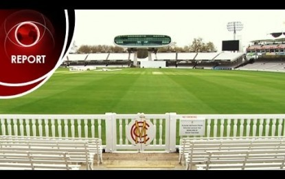Energy saving stand to knock Lord's for six