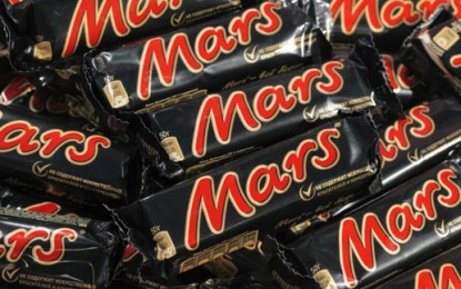Mars bars carbon in sweet green energy move