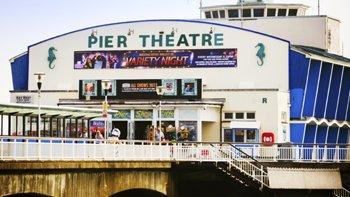 Pier Theatre Bournemouth pier 350 197