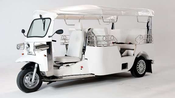 Trucks For Sale Near Me >> Electric Tuk Tuk maker hits USA - Energy Live News - Energy Made Easy
