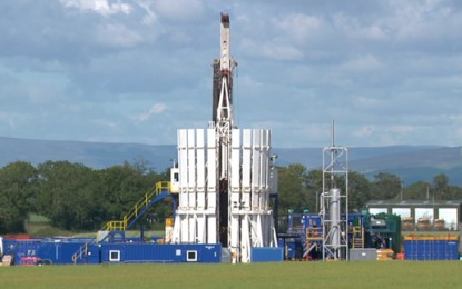 UK must 'invest £33bn to start shale gas production'